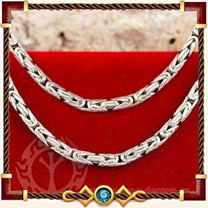 Цепочки браслеты и шнуры из серебра, золота и кожи в Иваново