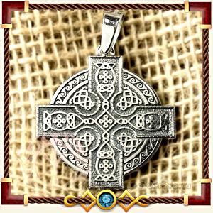 Кельтский крест в Иваново