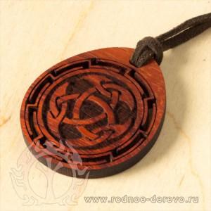 Знак бога Луга покровителя ремесел и искусств.
